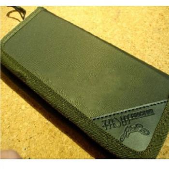 Кошелек NORIES Spoon Wallet Big цв. Olive в интернет магазине Rybaki.ru