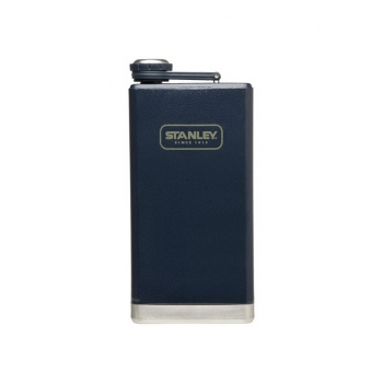 Фляжка STANLEY Adventure SS Flask 0,23 л цв. Синий в интернет магазине Rybaki.ru