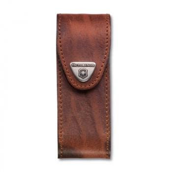 Чехол VICTORINOX для ножа 111 мм Leather Belt Pouch нат.кожа петля коричневый без упаковки