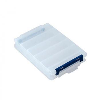 Коробка двухсторонняя MEIHO Reversible 160 цв. прозрачный в интернет магазине Rybaki.ru