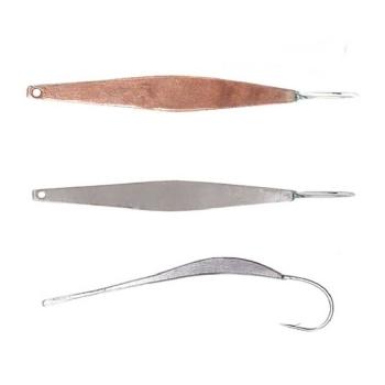 Блесна вертикальная LUCKY JOHN Model M 240 6 г код цв. #CS в интернет магазине Rybaki.ru