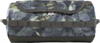 Сумка The North Face Base Camp Travel Canister L 5,7 л цв. English Green Tropical Camo/New Taupe Green
