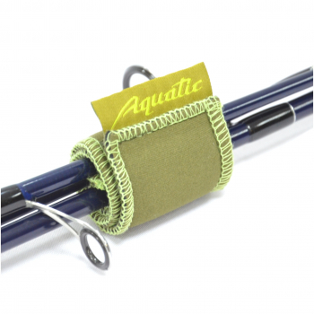 Стяжка AQUATIC НС-01 (размер: 26Х4 см) неопреновая в интернет магазине Rybaki.ru