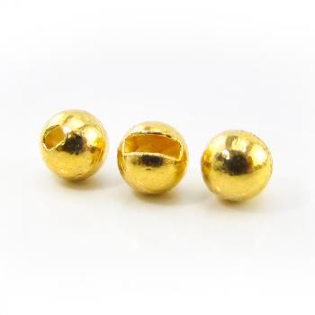 Головка вольфрамовая РУССКАЯ БЛЕСНА Tungsten Ball Trout gold (5 шт.) 0,41 г в интернет магазине Rybaki.ru