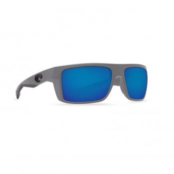 Очки поляризационные COSTA DEL MAR Motu 580P р. M цв. Matte Gray цв. ст. Blue Mirror