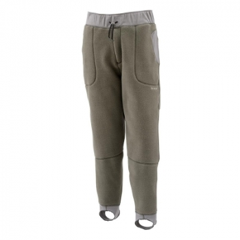 Брюки SIMMS Fjord Fleece Pant цвет Dark Gunmetal