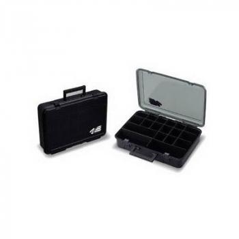 Ящик MEIHO Versus VS-3060 черный цв. черный в интернет магазине Rybaki.ru