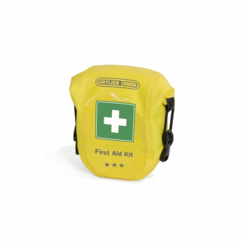 Аптечка ORTLIEB First-Aid-Kit Safety Level водонепроницаемая 1,2 л цв. красный