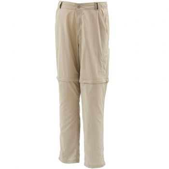Брюки SIMMS Superlight Zip Off Pant цвет Cork
