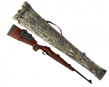 Гермочехол WATERSHED Torpedo Gun Case NEW цв. camouflage в интернет магазине Rybaki.ru
