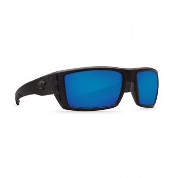 Очки поляризационные COSTA DEL MAR Rafael 580P р. M цв. Blackout цв. ст. Blue Mirror