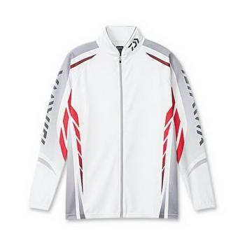 Рубашка DAIWA Polo Wicksensor DE-7504 цвет White