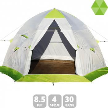 Палатка ЛОТОС-ТЕНТ Lotos 5 четырехместная в интернет магазине Rybaki.ru