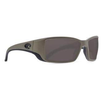 Очки COSTA DEL MAR Blackfin 400 GLS р. L цв. Gunmetal цв. ст. Dark Gray