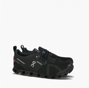 Кроссовки ON-RUNNING Cloud Waterproof цвет Black / Lunar