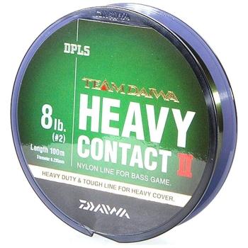 Леска DAIWA TD HEAVY CONTACT II 12LB-100M в интернет магазине Rybaki.ru