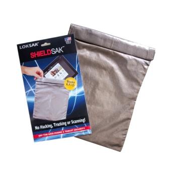 Гермомешок LOKSAK Shieldsak Tablet Drybag Защита от сканирования для планшетов - 21 x 27 см в интернет магазине Rybaki.ru