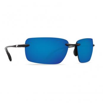 Очки поляризационные COSTA DEL MAR Gulfshore 580P C-Mate 1.50 р. XL цв. Black цв. ст. Blue Mirror