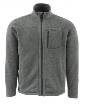 Куртка SIMMS Rivershed Sweater Full Zip цвет Loden