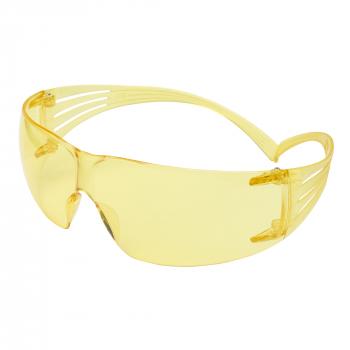 Очки защитные 3M PELTOR SecureFit Amber c жёлтой линзой в интернет магазине Rybaki.ru