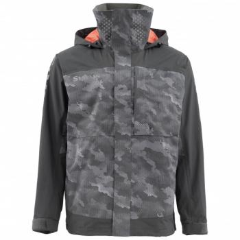 Куртка SIMMS Challenger Jacket цвет Hex Camo Carbon в интернет магазине Rybaki.ru