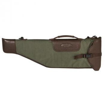 Чехол SEELAND Compact slip f/shotgun, Design line цв. Green / Brown 76 см в интернет магазине Rybaki.ru