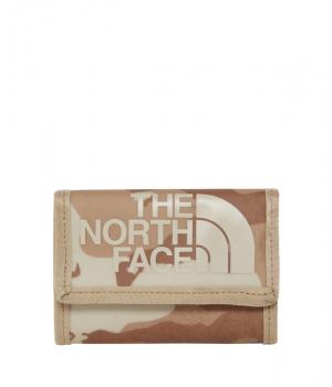 Бумажник THE NORTH FACE Base Camp Wallet цв. Moab Khaki Wood