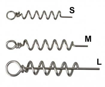 Оснастка SAVAGE GEAR Corkscrew р. M (8 шт.)