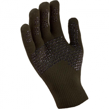 Перчатки SEALSKINZ Ultra Grip Glove цвет Olive