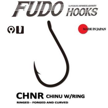 Крючок FUDO Fudo Chinu W/Ring № 5 NK-1100 (17 шт.)