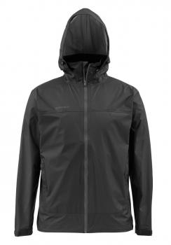 Куртка SIMMS Hyalite Rain Shell цвет Black в интернет магазине Rybaki.ru