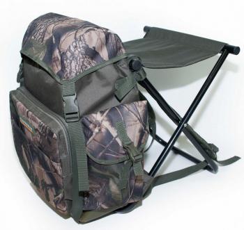 Комплект FISHERMAN рюкзак Ф53 20 л + стул ФТК13 в интернет магазине Rybaki.ru