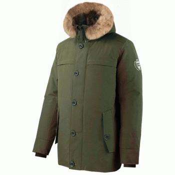 Куртка пуховая SIVERA Хорт 2.0 цвет нори в интернет магазине Rybaki.ru