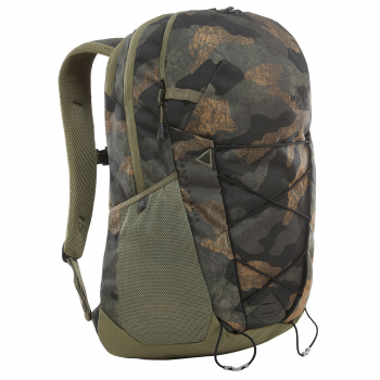 Рюкзак THE NORTH FACE Cryptic Backpack 29 л цв. Burnt Olive Green Woods Camo