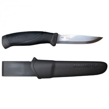 Нож MORAKNIV Companion Anthracite в интернет магазине Rybaki.ru