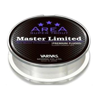 Флюорокарбон VARIVAS Master Limited Premium Fluoro 80 м # 0,6 в интернет магазине Rybaki.ru