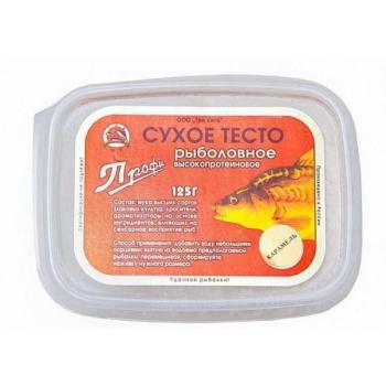 Тесто сухое ПРОФИ ваниль 125 гр. в интернет магазине Rybaki.ru