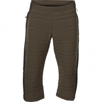Брюки HARKILA Mountain Hunter Insulated Breeks цвет Hunting Green / Shadow Brown