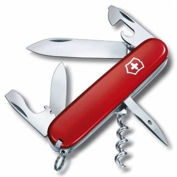 Нож VICTORINOX Spartan р. 91 мм 12 функций цв. красный карт.коробка