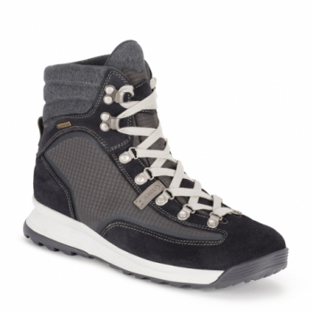 Ботинки треккинговые AKU WS Riva High GTX цвет Anthracite/Blue