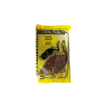 Пеллетс GREEN FISHING Конопля 0,8 кг в интернет магазине Rybaki.ru