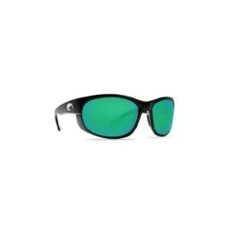 Очки COSTA DEL MAR Harpoon 580 P р. L цв. Black цв. ст. Green Mirror