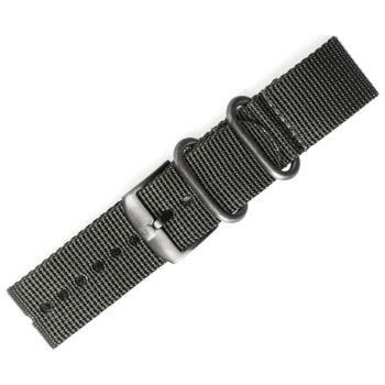 Ремешок LUMINOX нейлоновый для часов 8840 ш. 24 мм цв. серый в интернет магазине Rybaki.ru