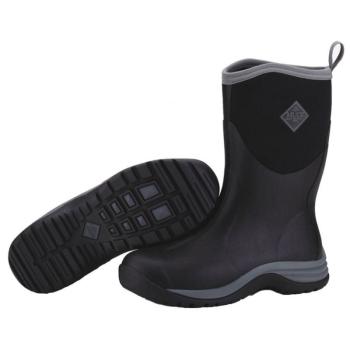 Сапоги MUCKBOOT Arctic Commuter цвет Черный / серебряный