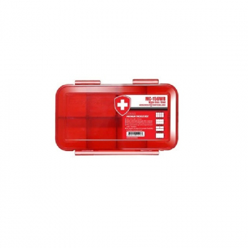 Коробка MONCROSS MC 156WBL код цв. Красный в интернет магазине Rybaki.ru