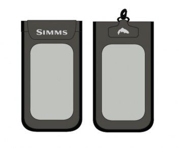 Гермочехол SIMMS Waterproof Tech Pouch цв. Gunmetal