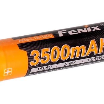 Аккумулятор FENIX Fenix ARB-L18-3500 18650 Li-ion в интернет магазине Rybaki.ru
