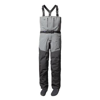 Вейдерсы PATAGONIA Men's Rio Gallegos Zip Front цвет Forge Grey в интернет магазине Rybaki.ru