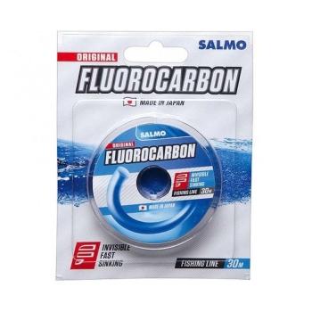 Флюорокарбон SALMO Fluorocarbon 30 м 0,16 мм в интернет магазине Rybaki.ru