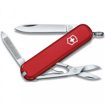 Нож VICTORINOX Ambassador красный 7 функций 74 мм
